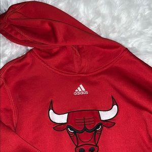 Adidas bulls hoodie